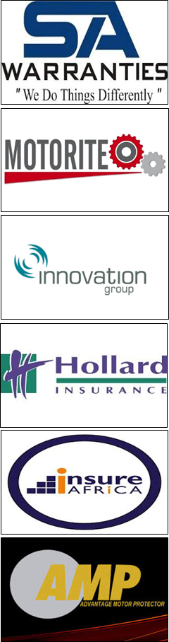 Innovations, SA Warranties, Hollard, Motorite